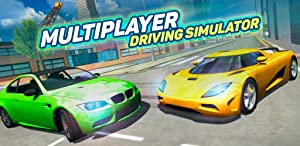 Multiplayer Driving Simulator by AxesInMotion