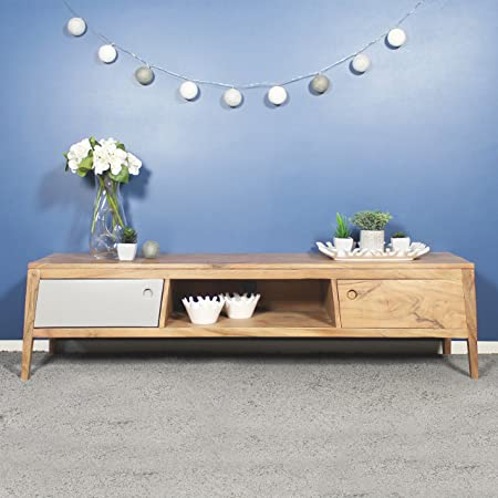 Waschtisch TV Holz Design | BT22
