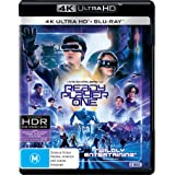 Ready Player One 4K UHD / Blu-ray | Steven Spielberg's | NON-USA Format | Region B Import - Australia