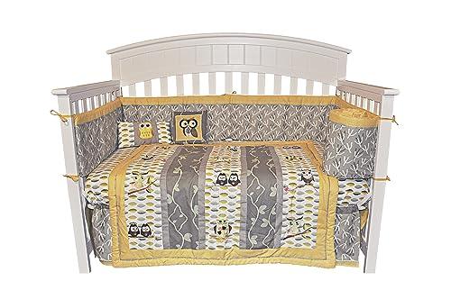 Owl Crib Bedding Tktb