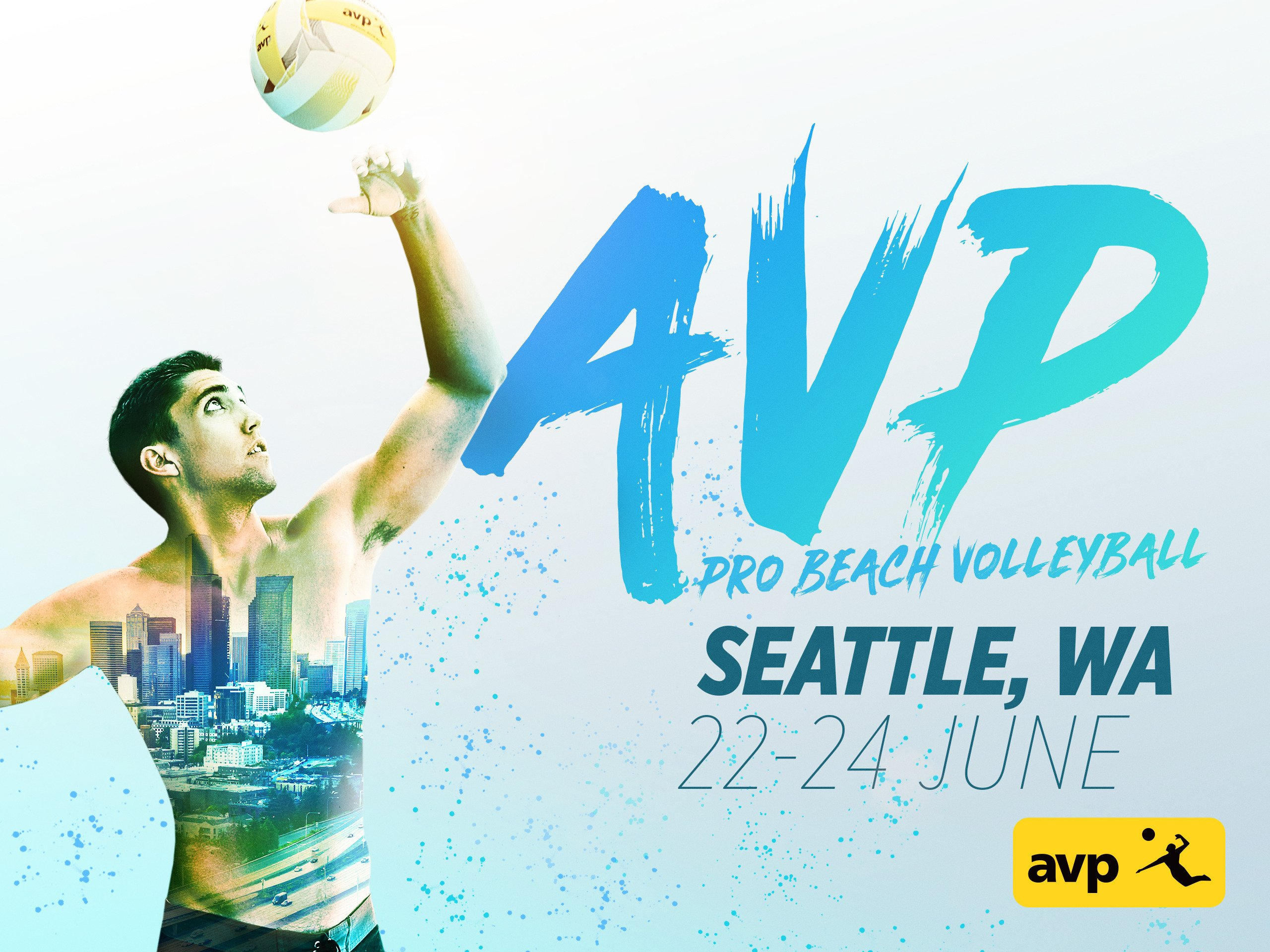 2018 AVP Seattle Open - Pro Beach Volleyball - 2018