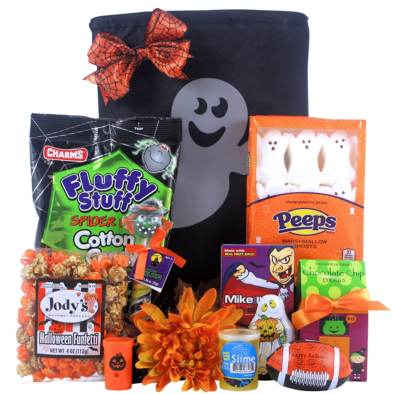 Halloween Trick or Treat Gift Baskets   Halloween Wikii