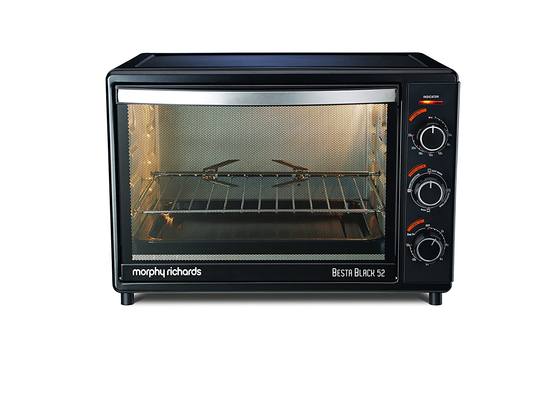 Morphy Richards Besta Black 52 52Ltr Oven..