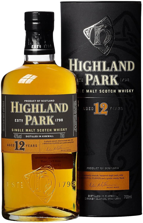 HighlandPark12 Jahre SingleMaltScotch
