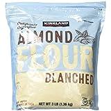Kirkland Signature Almond Flour Blanched California Superfine, 3 Pounds (Tamaño: 1 pack)