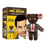 Post image for Mr. Bean – Die komplette TV-Serie und Strick-Teddy für 18,50€