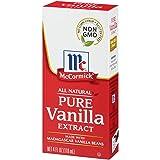 McCormick All Natural Pure Vanilla Extract, 4 fl oz