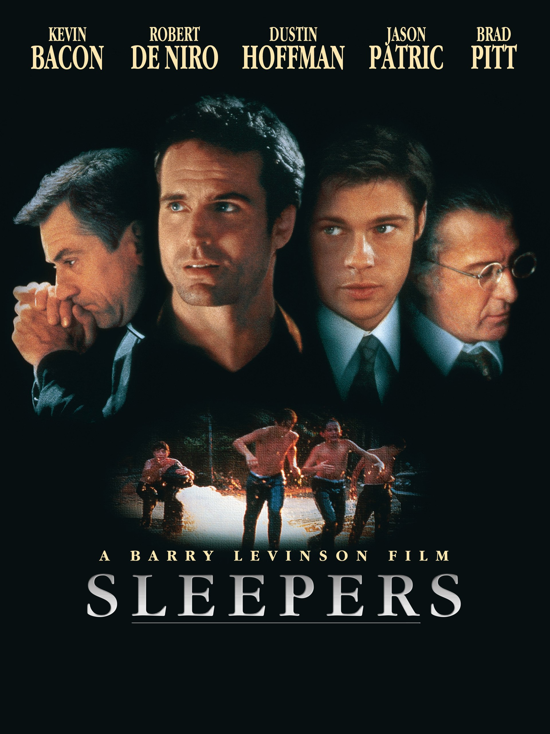 Sleepers on Amazon Prime Instant Video UK