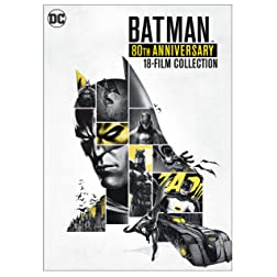 Batman 80th Anniversary Collection (DVD)