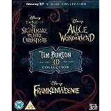 Tim Burton 3D Movie Collection