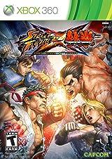 Street Fighter X Tekken 360 Xbox