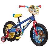 Nickelodeon Paw Patrol Boy' Bicycle, Blue, 16