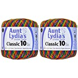2-Pack - Aunt Lydia Cro Cottn Mexicana (154.025)