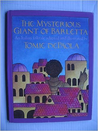 The Mysterious Giant of Barletta: An Italian Folktale