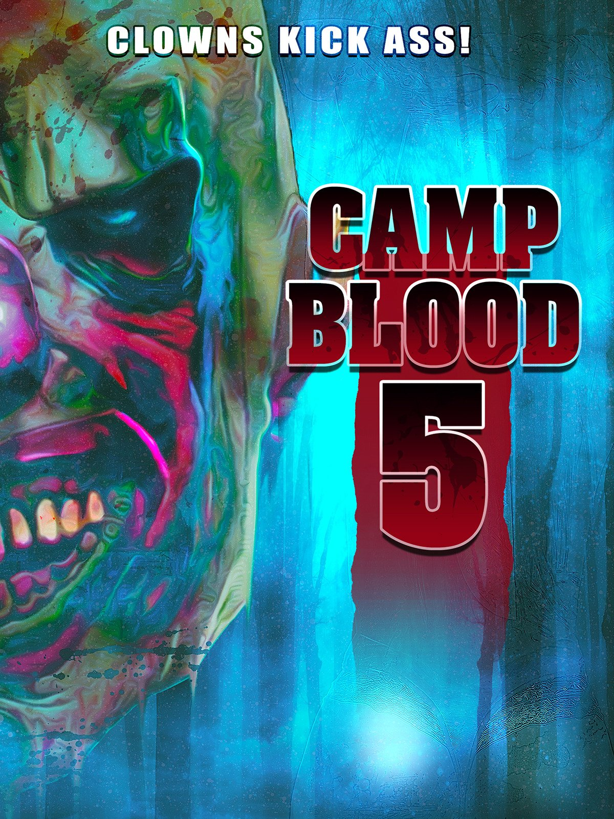 Camp Blood 5 on Amazon Prime Instant Video UK