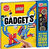 Klutz Lego Gadgets Science & Activity Kit, Ages 8+ (Tamaño: 10.25