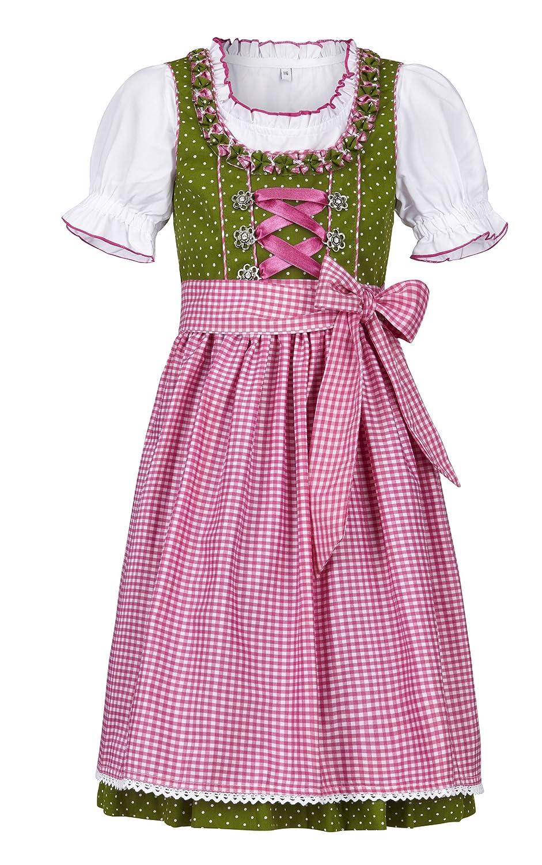 Original Steindl München-Salzburg 3tlg. Kinderdirndl grün kaufen