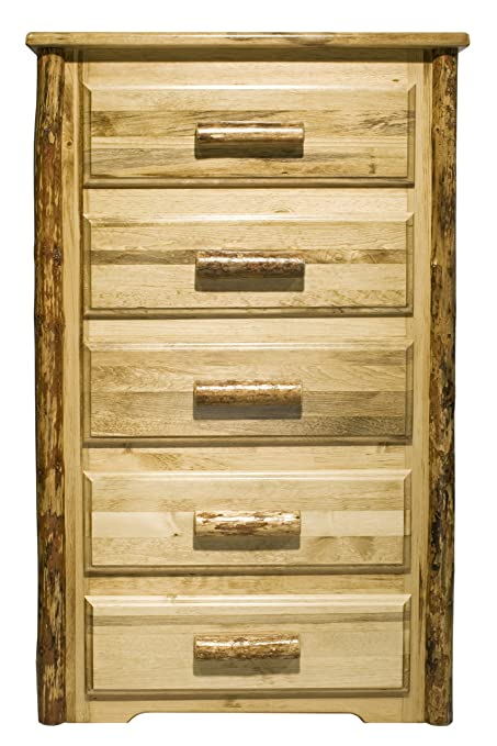 Montana Woodworks Glacier Country 5-Drawer Chest of Drawers