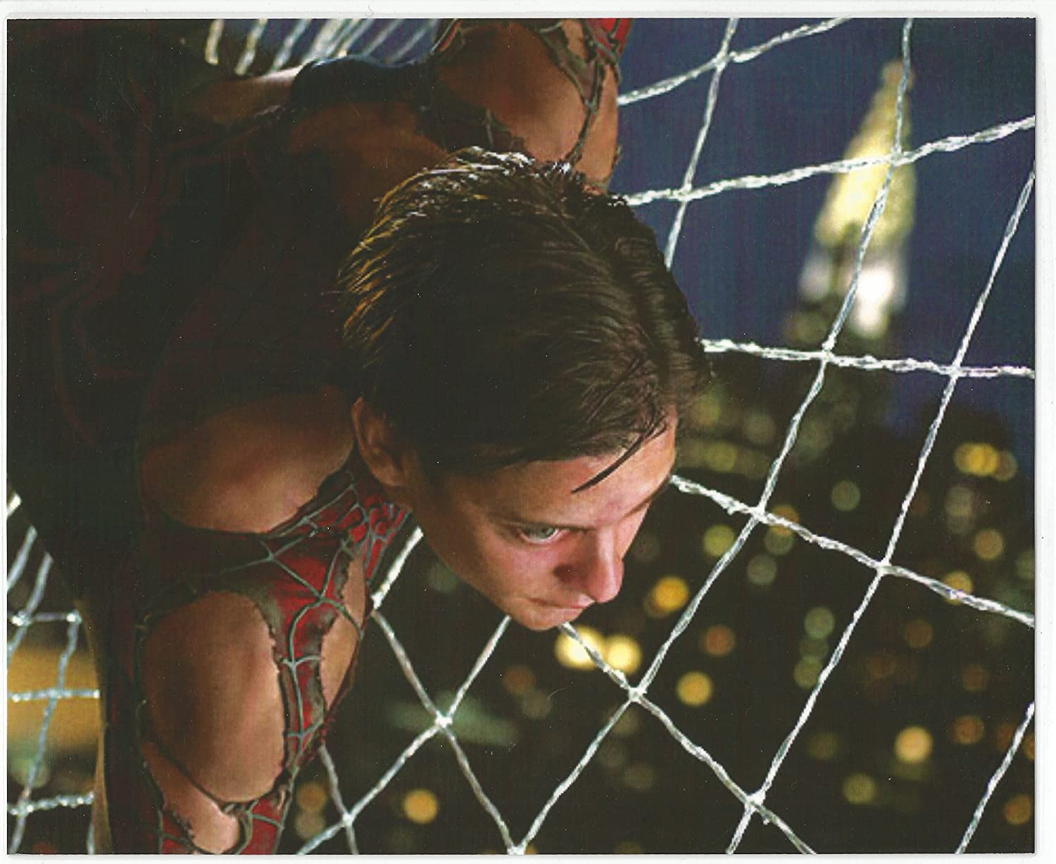 Spiderman 3 - Toby