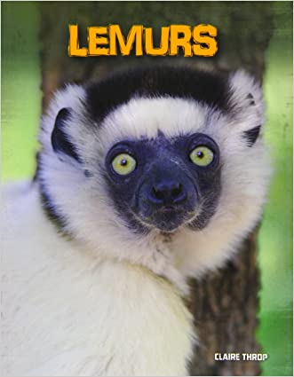 Lemurs (Living in the Wild: Primates)