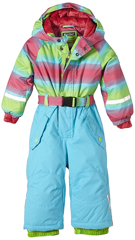 Killtec Kinder Ski Overall mit Kapuze Sarly Mini günstig
