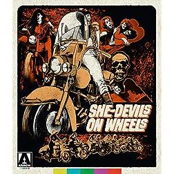 She-Devils On Wheels [Blu-ray]