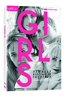 Book Cover: Girls: The Complete Fifth Season