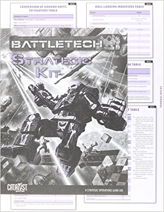 Battletech Strategic Kit