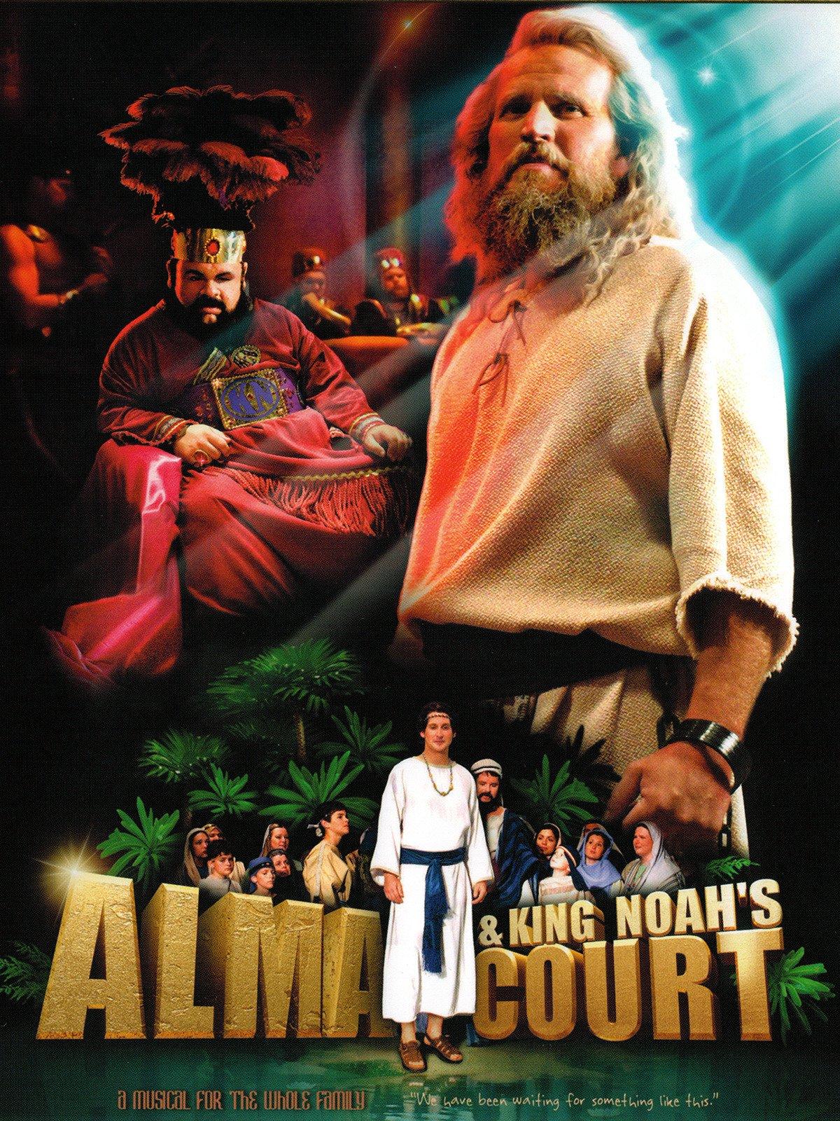 Alma & King Noah's Court