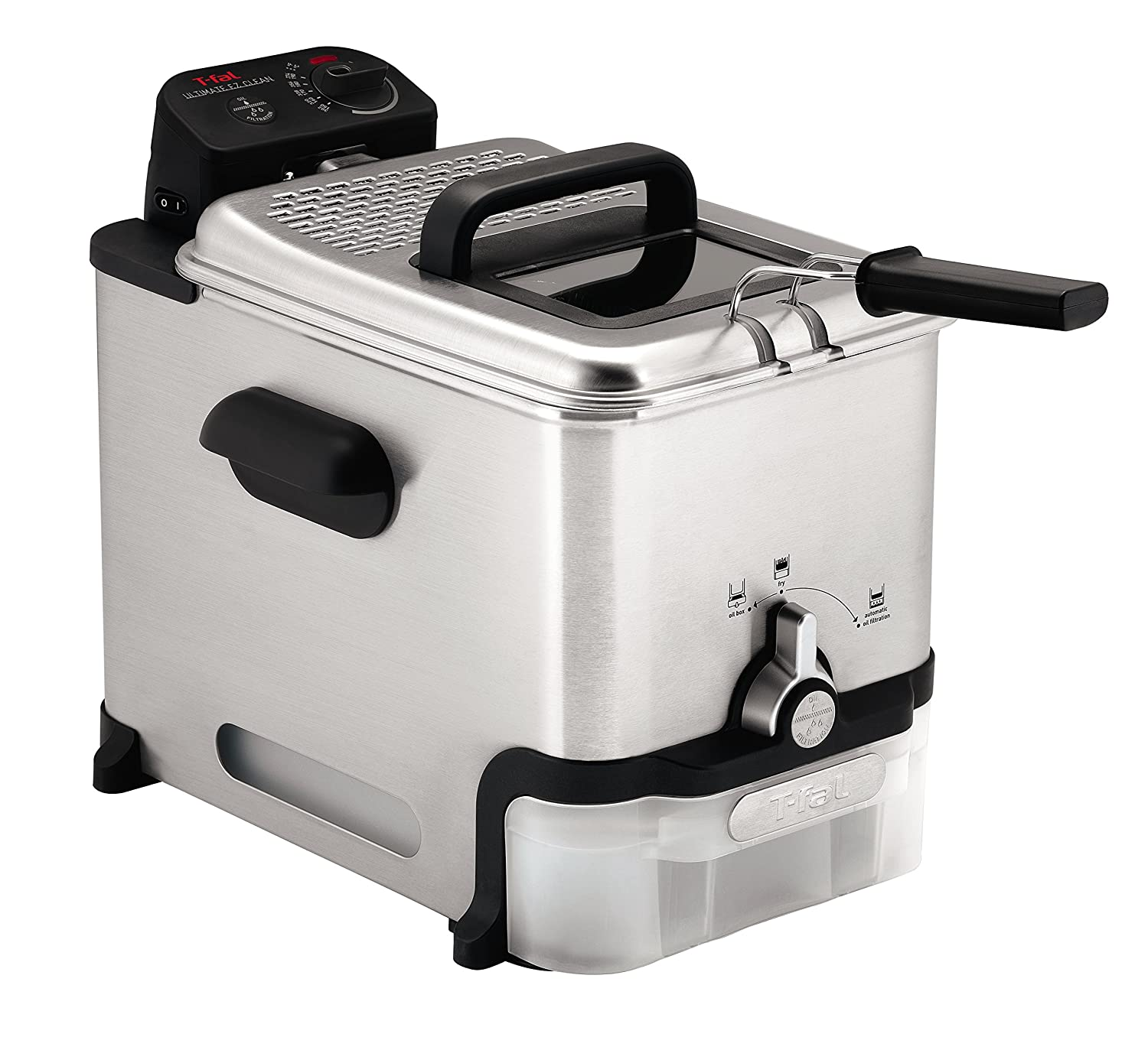 T-fal fr8000 Uutimate EZ Clean Deep Fryer