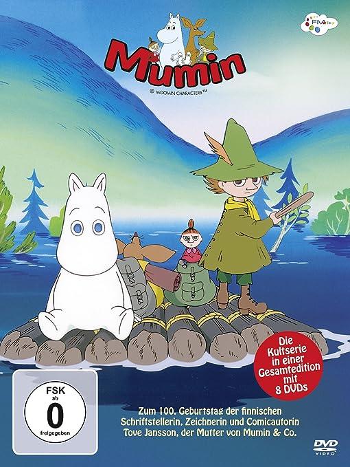 Die Mumins, DVD
