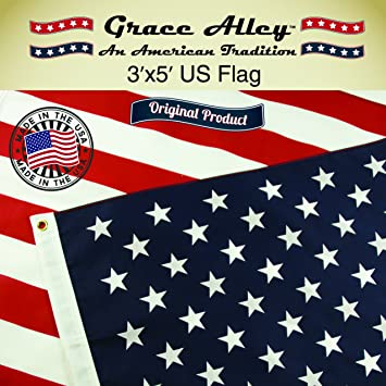 American Flag 100 American Made US Flag