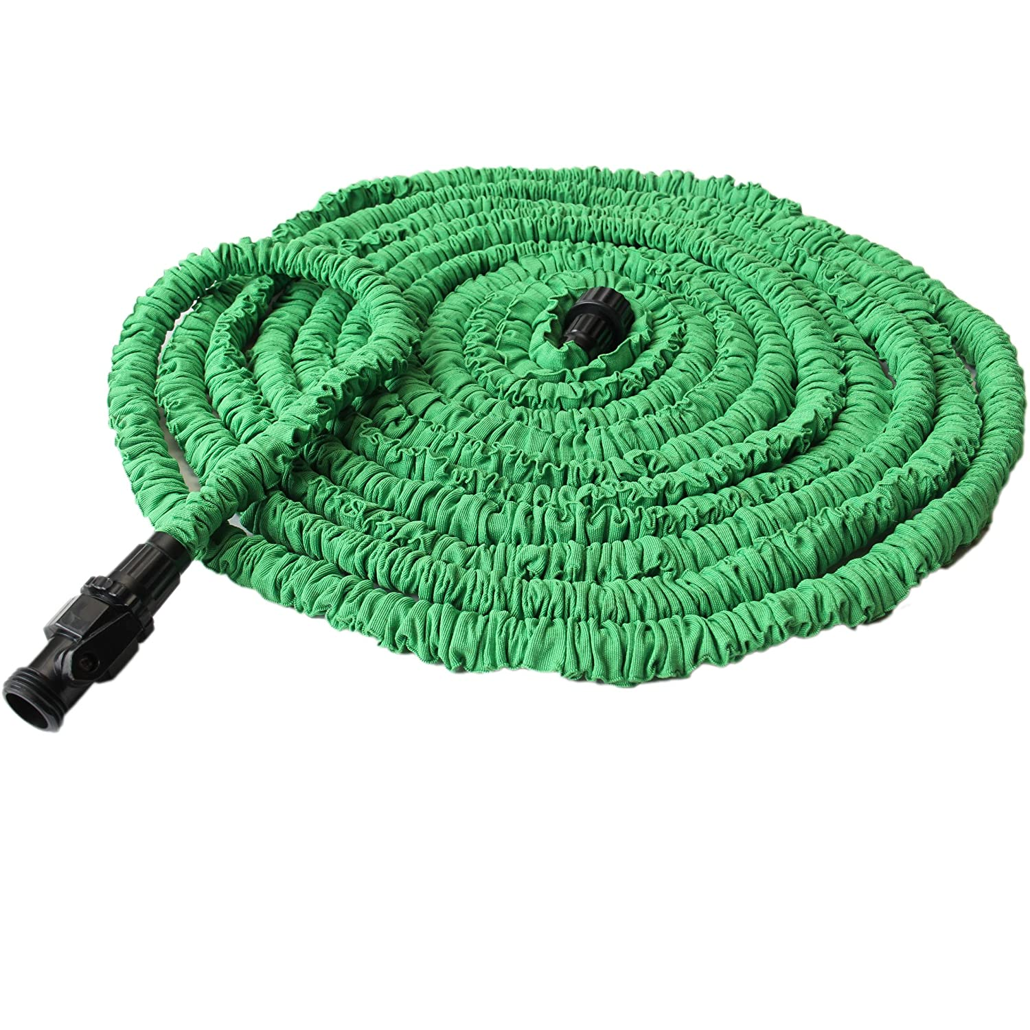 Quality Source Products (TM) Expandable Hose 100 Feet Green