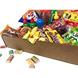 Best Sellers Mexican Candy Assortment Box Gift Set (Includes Popular Choices from Vero, De La Rosa, Lucas, Lorena Pelon, Anahuac, Candy Pop, Diana, Indy, Jovy, Canels and Ricolino) (Tamaño: 40+ Count Candy)
