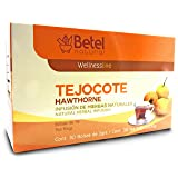 Tejocote Te - Betel Natural - Hawthorne Tea - 30 Bags