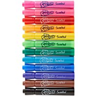 12-Pack Mr. Sketch Chisel Tip Scented Markers