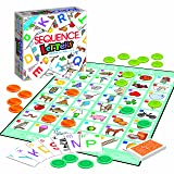 Sequence Letters (Color: Multi, Tamaño: 1-Pack)