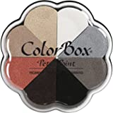 ColorBox Pigment Petal Point 8 Color Ink pad, Home (Color: Home)
