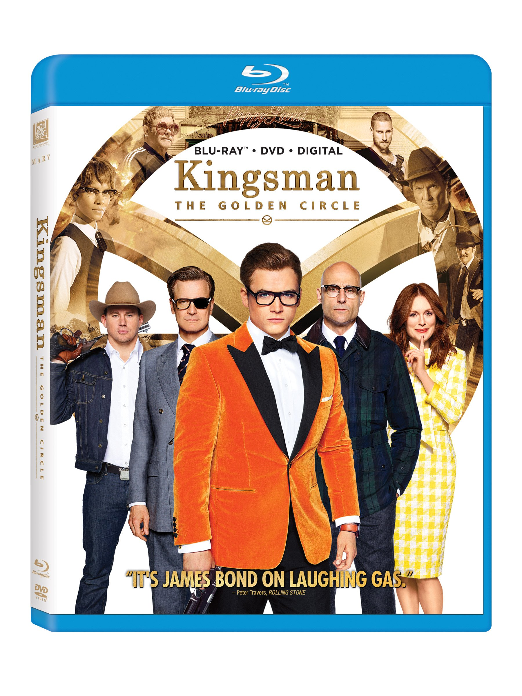 Kingsman 2 Golden Circle