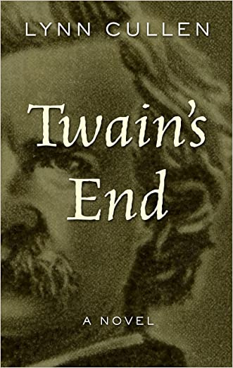 Twain's End (Wheeler Large Print Book Series) written by Lynn Cullen