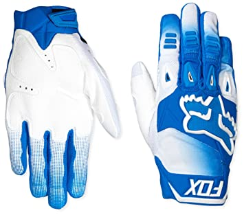 Gants Motocross Fox 2016 Pawtector Race Bleu