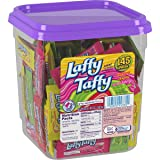 Wonka Laffy Taffy Assorted Jar, 3.08 Pound