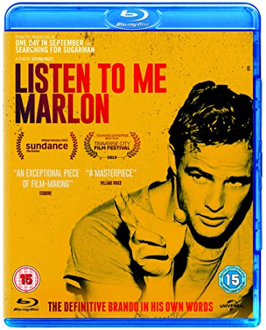 Listen to Me Marlon (2015) Blu-ray 1080p AVC DTS-HD 5.1