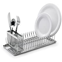 Compact Rack with Utensil Holder