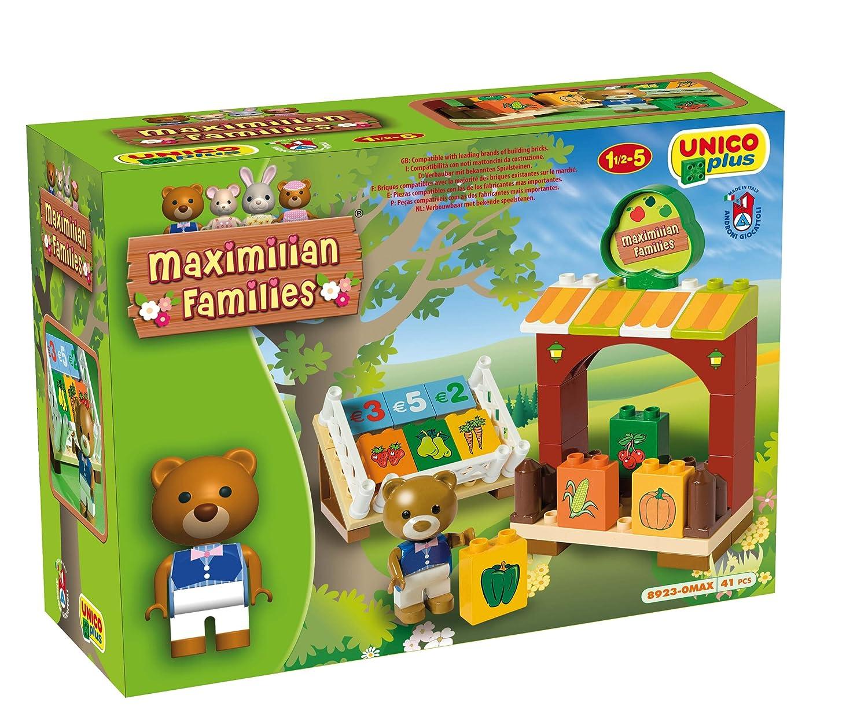 Unico Plus  8923 – Maximilian Families Gemüsestand bestellen