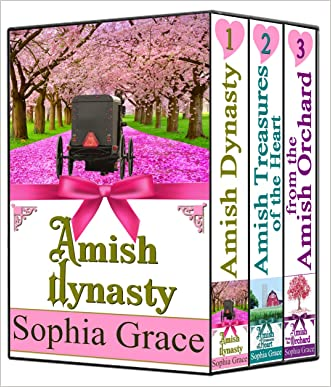 Amish Dynasty: Boxed Set: Amish Dynasty, Treasures of the Heart, from the Cherry Orchard
