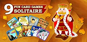 9 Fun Card Games - Solitaire by Happy Planet Games