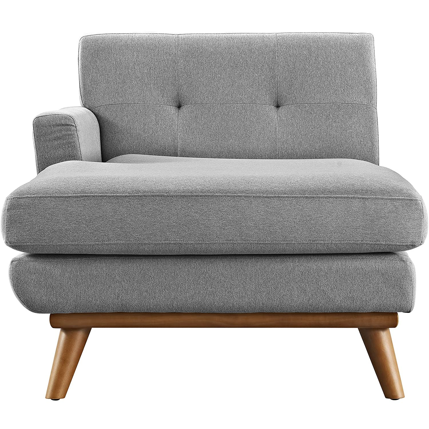 Engage Left-Arm Chaise - Expectation Gray