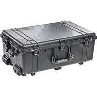 Pelican 1650 Case with Foam (Camera, Gun, Equipment, Multi-Purpose) - Black