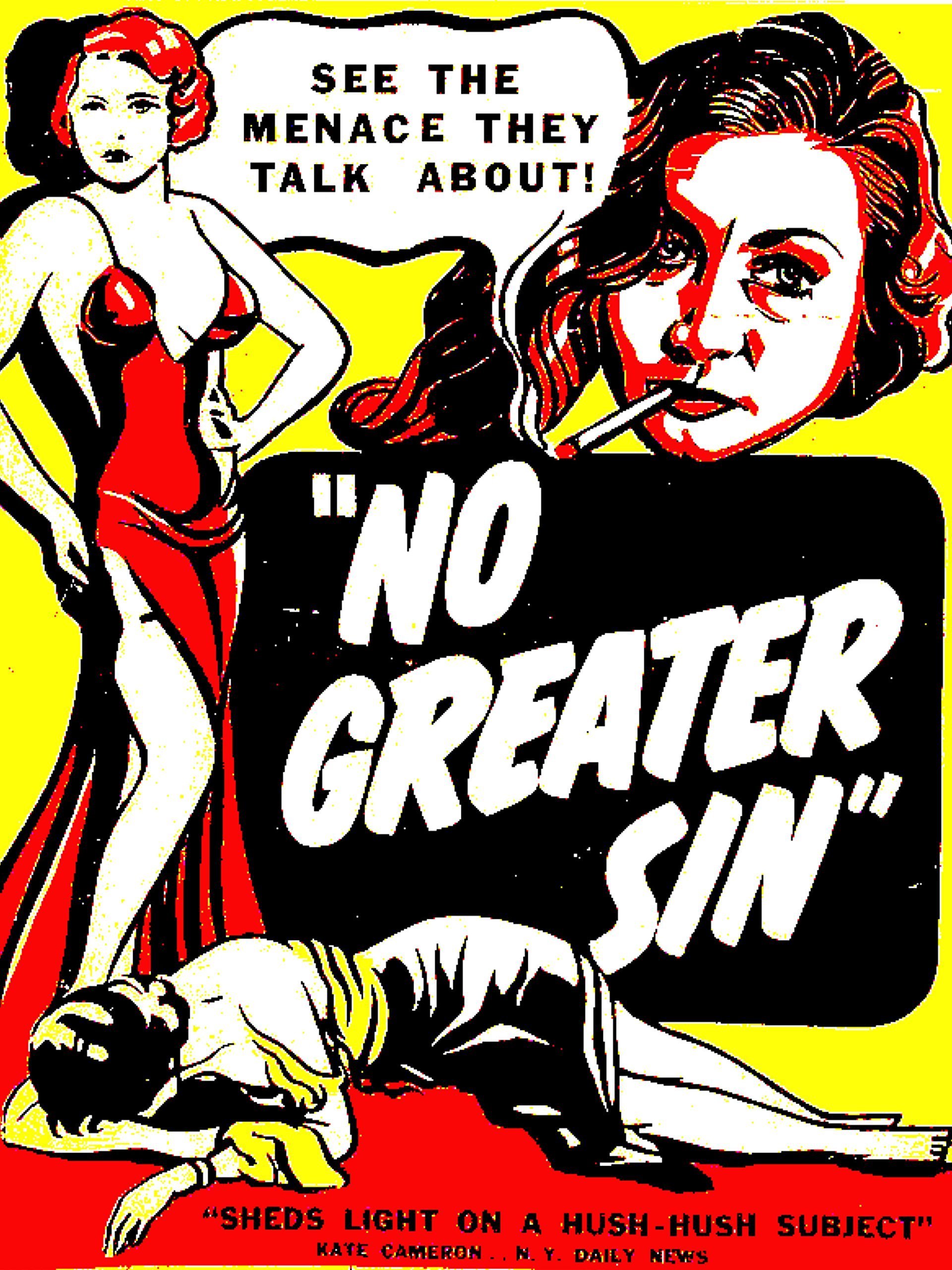 No Greater Sin on Amazon Prime Instant Video UK